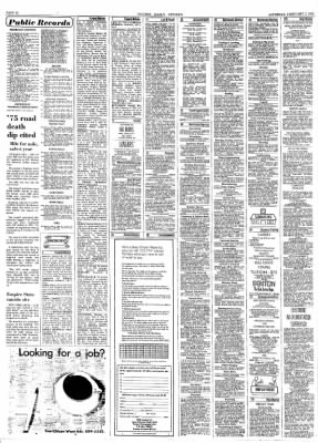 Tucson Daily Citizen from Tucson, Arizona on February 7, 1976 · Page 12