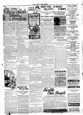 The Daily Free Press from Carbondale, Illinois on January 28, 1920 · Page 4