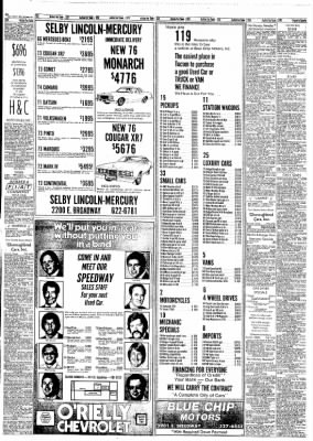 Tucson Daily Citizen from Tucson, Arizona on February 7, 1976 · Page 15