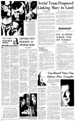 Independent from Long Beach, California on February 24, 1969 · Page 21