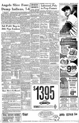 Independent from Long Beach, California on March 30, 1962 · Page 43