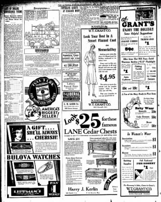Altoona Mirror from Altoona, Pennsylvania on May 28, 1930 · Page 12