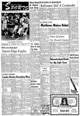 Northwest Arkansas Times from Fayetteville, Arkansas on August 8, 1972 · Page 6