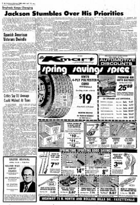Northwest Arkansas Times from Fayetteville, Arkansas on April 14, 1976 · Page 14