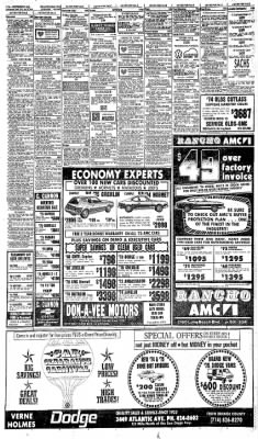 Independent from Long Beach, California on January 17, 1975 · Page 49