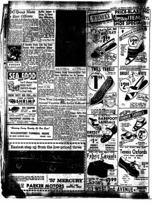 The Brazosport Facts from Freeport, Texas on May 30, 1957 · Page 4