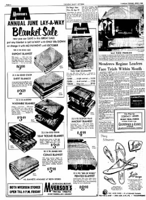 Tucson Daily Citizen from Tucson, Arizona on June 2, 1960 · Page 4