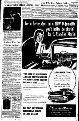 Independent from Long Beach, California on May 18, 1957 · Page 3
