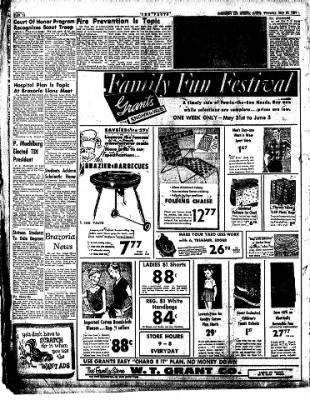 The Brazosport Facts from Freeport, Texas on May 30, 1957 · Page 14