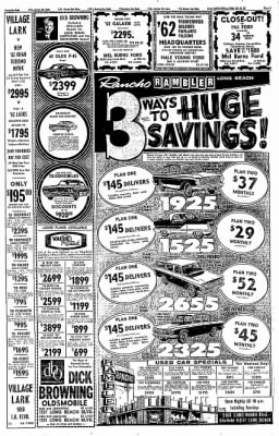 Independent from Long Beach, California on March 30, 1962 · Page 60