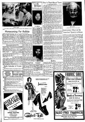 Northwest Arkansas Times from Fayetteville, Arkansas on February 21, 1973 · Page 3