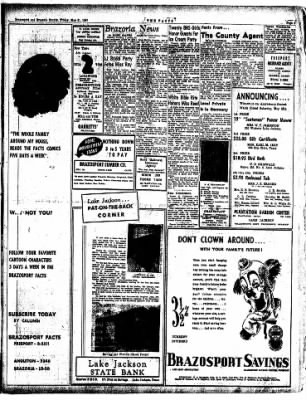 The Brazosport Facts from Freeport, Texas on May 31, 1957 · Page 3