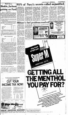 Independent from Long Beach, California on January 20, 1975 · Page 9