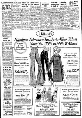 Northwest Arkansas Times from Fayetteville, Arkansas on February 21, 1973 · Page 6