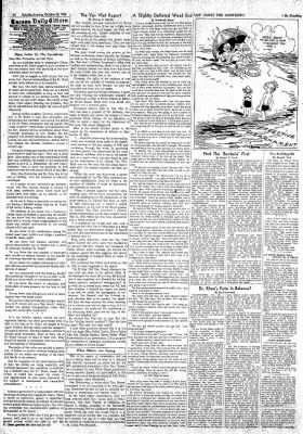 Tucson Daily Citizen from Tucson, Arizona on October 28, 1950 · Page 14
