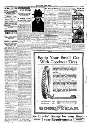 The Daily Free Press from Carbondale, Illinois on February 4, 1920 · Page 2