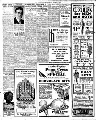Altoona Mirror from Altoona, Pennsylvania on November 6, 1929 · Page 4
