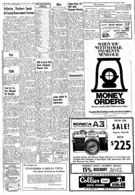 Northwest Arkansas Times from Fayetteville, Arkansas on April 15, 1976 · Page 2