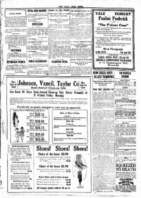 The Daily Free Press from Carbondale, Illinois on February 5, 1920 · Page 3