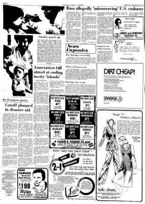 Tucson Daily Citizen from Tucson, Arizona on February 9, 1976 · Page 2