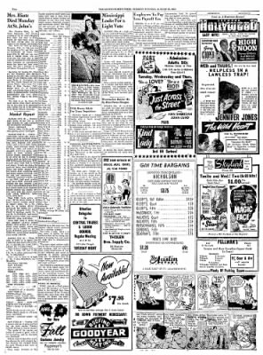 The Leavenworth Times from Leavenworth, Kansas on August 26, 1952 · Page 2