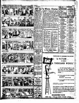 The Brazosport Facts from Freeport, Texas on June 3, 1957 · Page 7