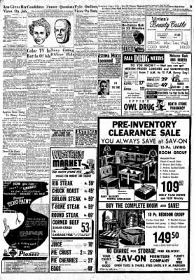 Tucson Daily Citizen from Tucson, Arizona on October 30, 1950 · Page 8