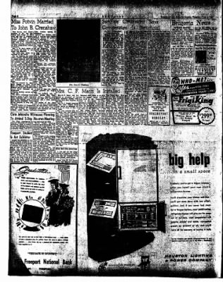 The Brazosport Facts from Freeport, Texas on June 4, 1957 · Page 2
