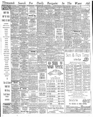 Tucson Daily Citizen from Tucson, Arizona on May 13, 1967 · Page 19
