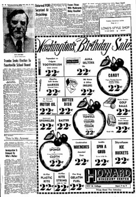 Northwest Arkansas Times from Fayetteville, Arkansas on February 21, 1973 · Page 20