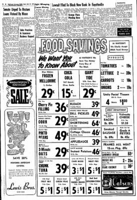 Northwest Arkansas Times from Fayetteville, Arkansas on February 21, 1973 · Page 22