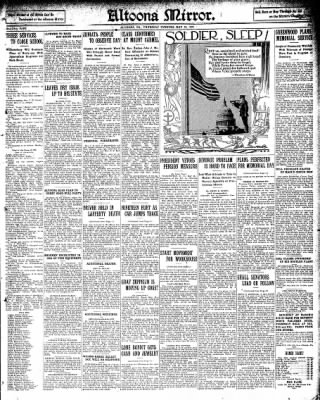 Altoona Mirror from Altoona, Pennsylvania on May 29, 1930 · Page 13