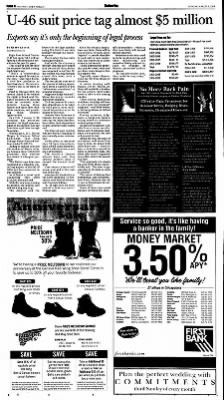 The Daily Herald from Arlington Heights, Illinois on March 9, 2008 · Page 6