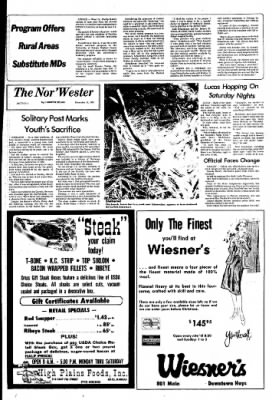 The Hays Daily News from Hays, Kansas on December 15, 1976 · Page 12