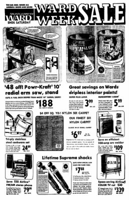 Northwest Arkansas Times from Fayetteville, Arkansas on April 17, 1969 · Page 14