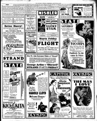 Altoona Mirror from Altoona, Pennsylvania on November 6, 1929 · Page 21