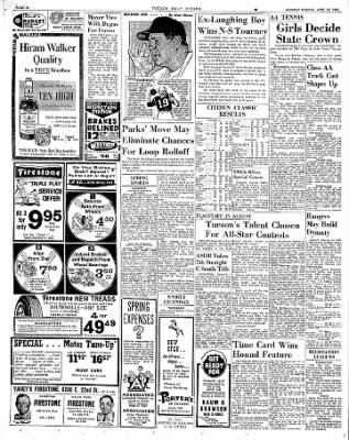 Tucson Daily Citizen from Tucson, Arizona on April 29, 1963 · Page 43