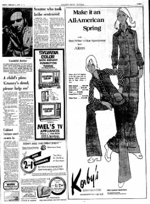 Tucson Daily Citizen from Tucson, Arizona on February 2, 1973 · Page 3