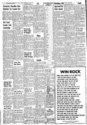 Northwest Arkansas Times from Fayetteville, Arkansas on February 22, 1973 · Page 2