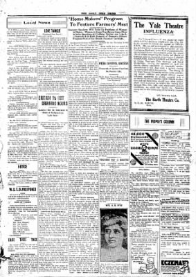 The Daily Free Press from Carbondale, Illinois on February 12, 1920 · Page 3