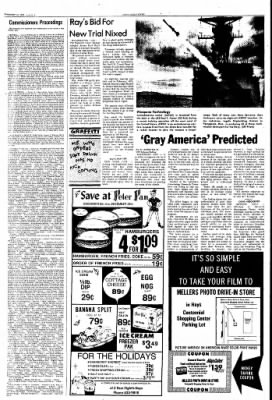 The Hays Daily News from Hays, Kansas on December 15, 1976 · Page 29