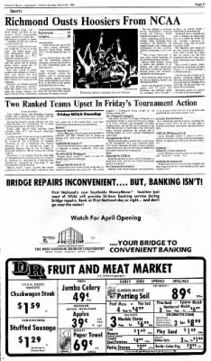 Logansport Pharos-Tribune from Logansport, Indiana on March 20, 1988 · Page 19