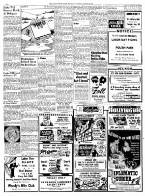 The Leavenworth Times from Leavenworth, Kansas on August 28, 1952 · Page 2