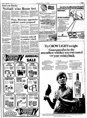 Tucson Daily Citizen from Tucson, Arizona on February 2, 1973 · Page 9