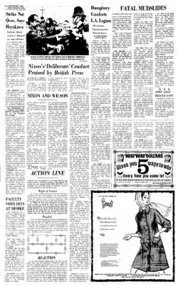 Independent from Long Beach, California on February 26, 1969 · Page 5