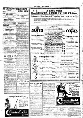 The Daily Free Press from Carbondale, Illinois on February 13, 1920 · Page 2