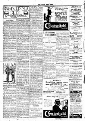 The Daily Free Press from Carbondale, Illinois on February 13, 1920 · Page 4