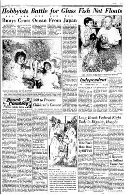 Independent from Long Beach, California on April 2, 1962 · Page 11