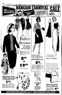 Tucson Daily Citizen from Tucson, Arizona on March 9, 1966 · Page 45
