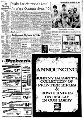 Northwest Arkansas Times from Fayetteville, Arkansas on August 10, 1972 · Page 9